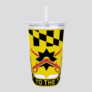 158TH CAVALRY REGIMENT Acrylic Double-wall Tumbler