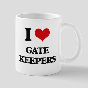 I love Gate Keepers Mugs
