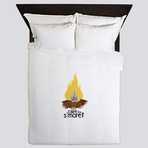 Care For Smore Queen Duvet