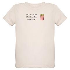 Christmas Popcorn T-Shirt