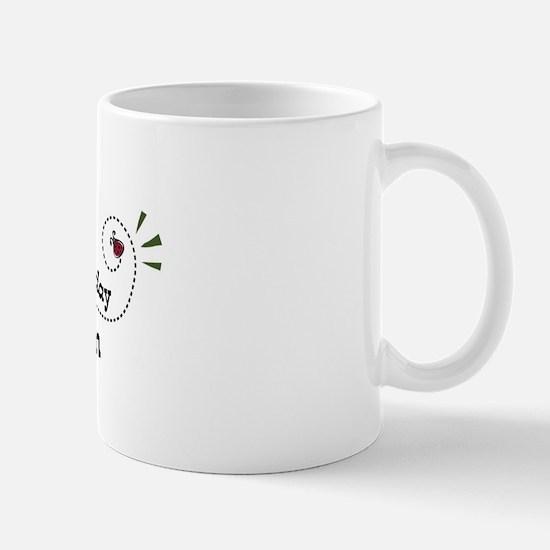 Happy Birthday Calvin (gator) Mug