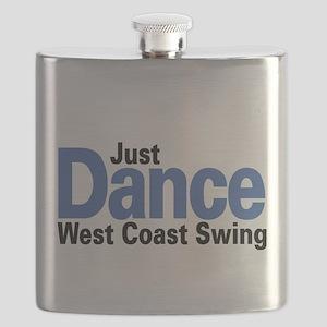 Just Dance West Coast Swing (B) Flask