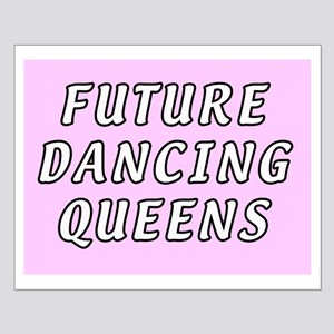 Dancing queens Small Poster