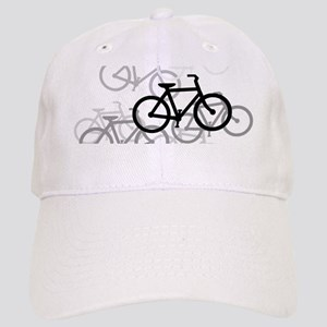 Bicycles Baseball Cap