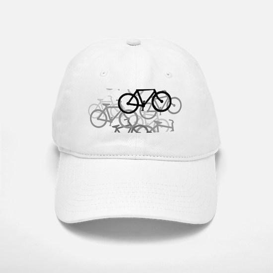 Bicycles Baseball Cap