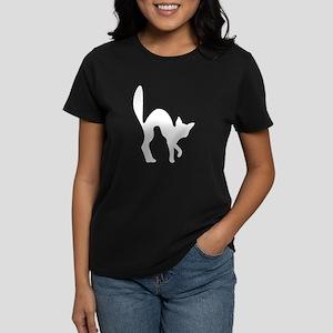 Halloween Cat Silhouette T-Shirt