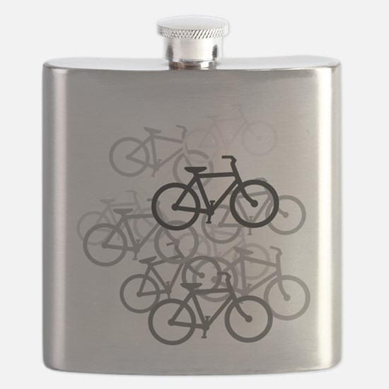 Bicycles Flask