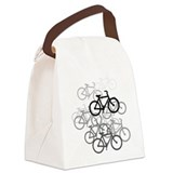 Sports Canvas Lunch Bag