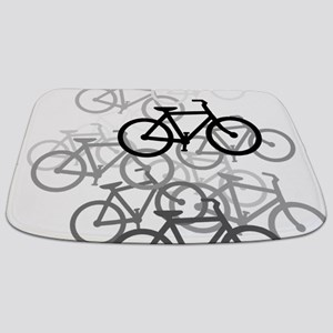 Bicycles Bathmat