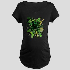 Salamander Maternity Dark T-Shirt