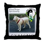 WMC Connection Front Throw Pillow
