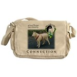 WMC Connection Front Messenger Bag