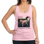 WMC Connection Front Racerback Tank Top