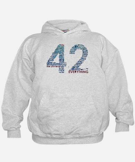 42 - Life, the Universe, and Everything Sweatshirt