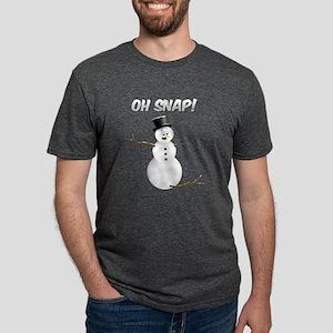 OH SNAP! Snowman T-Shirt