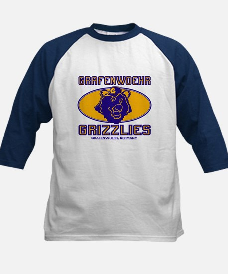 Grizzly Oval 2 Baseball Jersey
