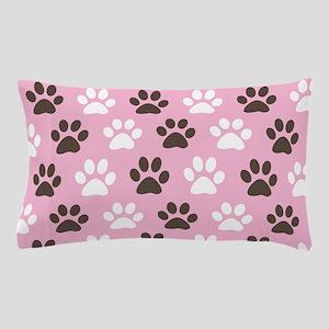 Paw Print Pattern Pillow Case
