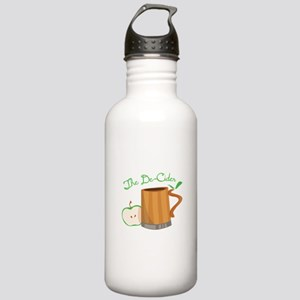 The De-Cider Water Bottle