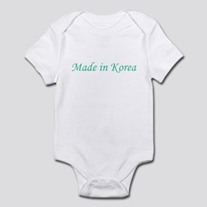 Korea Infant Bodysuit