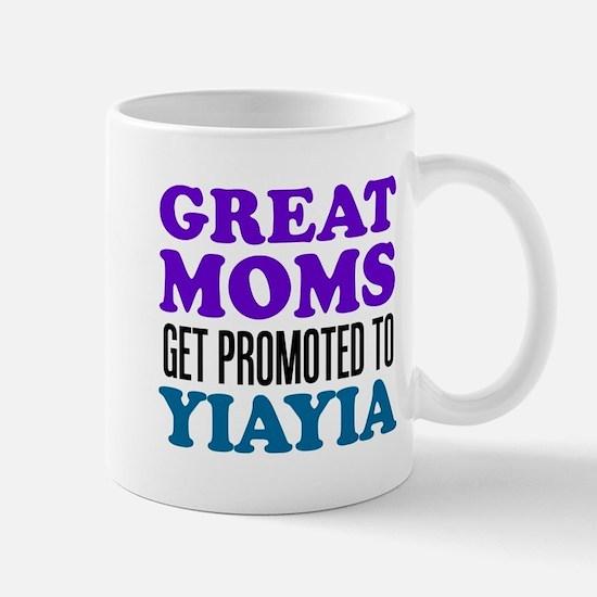 Promoted To YiaYia Drinkware Mugs