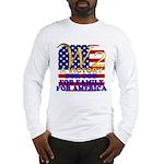 W2 President George W Bush Long Sleeve T-Shirt