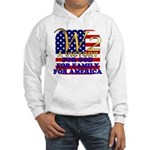 W2 President George W Bush Hooded Sweatshirt