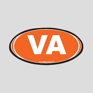 Virginia VA Euro Oval Patches