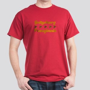 Gettysburg Pennsylvania Dark T-Shirt