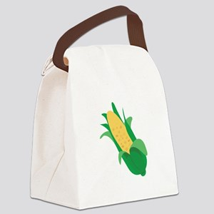 Ear Of Corn Canvas Lunch Bag