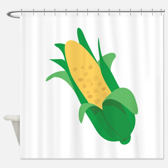 Ear Of Corn Shower Curtain