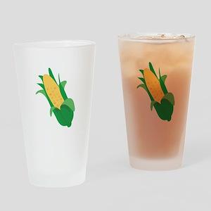 Ear Of Corn Drinking Glass