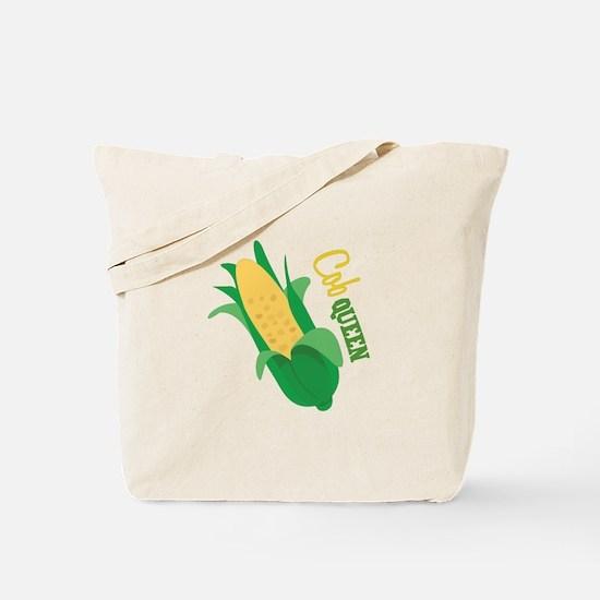 Cob Queen Tote Bag
