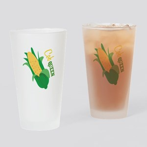 Cob Queen Drinking Glass