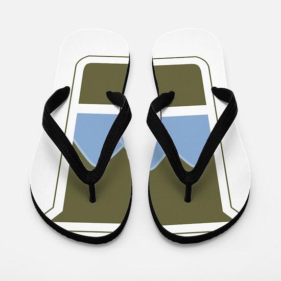 80th ID.png Flip Flops
