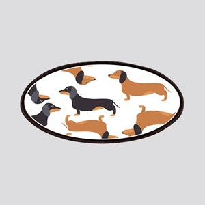 Cute Dachshunds Patches