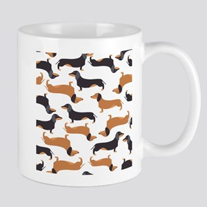 Cute Dachshunds Mugs