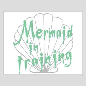 Mermaid in Training Posters