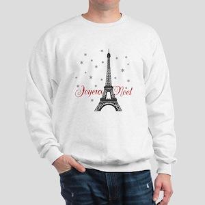 Paris Christmas Sweatshirt