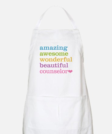 Amazing Counselor Apron