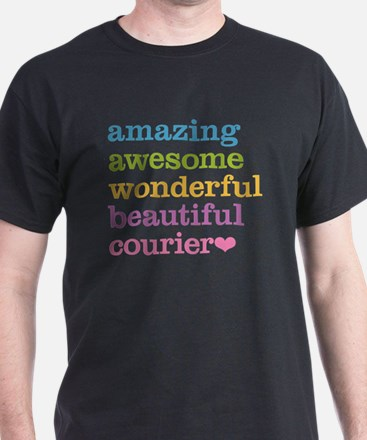 Amazing Courier T-Shirt