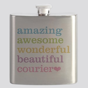 Amazing Courier Flask