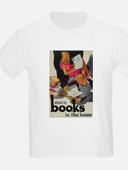 1929 Children's Book Week Kids T-Shirt