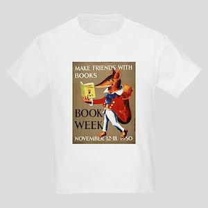 1950 Children's Book Week Kids T-Shirt