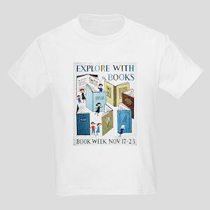 1957 Children's Book Week Kids T-Shirt