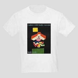 1958 Children's Book Week Kids T-Shirt