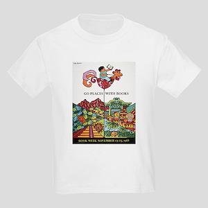 1968 Children's Book Week Kids T-Shirt