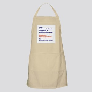 Miles of Summer Apron