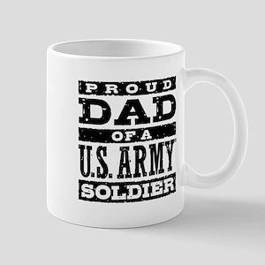 Proud Army Dad 11 oz Ceramic Mug