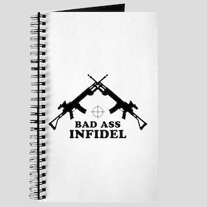 Bad Ass Infidel Journal