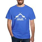 Bad Ass Infidel Dark T-Shirt